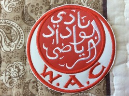 Patch Wydad AC Morocco First Division Africa Champions League CAF Marocco - $4.95