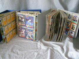 Lot of 1500+ Baseball Cards 1985-1989 Rookie Cards, Superstars, some dup... - $297.00