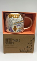 Disney Parks Starbucks Been There Epcot Coffee Mug New with Box - $26.42