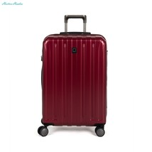 Delsey Luggage Helium Titanium 25 Inch EXP Spinner , Black Cherry - $201.42