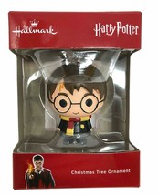 Harry Potter NEW Hallmark 2018 Ornament Harry Potter Christmas Tree// - $0.98
