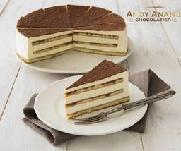 Delicious Gourmet Traditional Tiramisu Cake 2.7 lbs with Free Air Shipping - $64.84