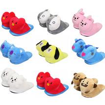 BTS Bangtan Boys BT21 Warm Winter Plush Slippers Shoes Indoor Cartoon Ha... - £7.97 GBP