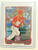 Bryce Harper 2012 Bowman Rookie Card - $19.59