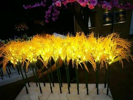 "27.6"" Golden LED Rice plant Light Christmas wedding Home patio manor lawn Decor - $197.99"