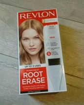 1 Box Revlon Permanent Root Erase Matches 7 Dark Blonde Shades Up To 3 Uses - $14.99
