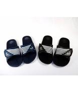 Men's Slider Sandals w/Straps, Men Sizes, Shower, Locker Room, Beach, #S... - $7.95