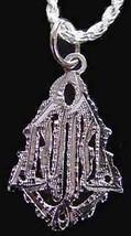 SALE New Beautiful Islamic Islam Allah Charm Jewelry Sterling Silver 925 Hajj Um - $15.94