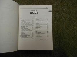 1999 2000 MITSUBISHI GALANT Service Shop Manual SET OEM DEALERSHIP BOOKS 1st EDI image 10