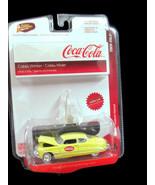 Coca-Cola Johnny Lightning Limited Edition Winter 2008 '51 Hudson Hornet - $7.43