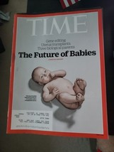 Time magazine January 14, 2019 Gene editing. Uterus transplants.  - $8.59