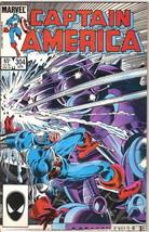 Captain America Comic Book #304 Marvel Comics 1985 VERY FINE+ NEW UNREAD - $2.50