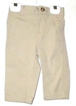 Tommy Hilfiger Beige Boys Pants Size 6 - 9 Mos - $3.50