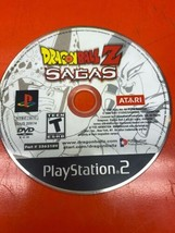 Dragonball Z Sagas (Sony PlayStation 2 PS2) WORKS / NO TRACKING / DISC ONLY - $6.63