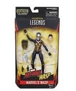 Hasbro Marvel Legends Series Wasp BAF Build A Figure Cull Obsidian Wave ... - $18.80