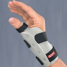 "Ultra Spica Splints - Left, Large, IP to Wrist Crease: 4""- 4-1/2"" - Model 554799 - $32.99"