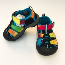 Keen Toddler Rainbow Tie Dye Newport H2 Sandals US 5  - $29.91