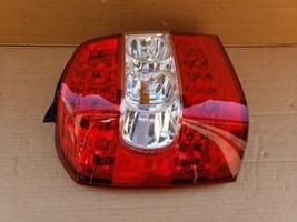 06-07 Toyota Highlander Hybrid LED Tail Light Lamp Driver Left LH image 2