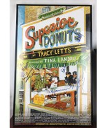 Superior Donuts / 14 x 22 Window Card poster Broadway Signed/framed - $92.57