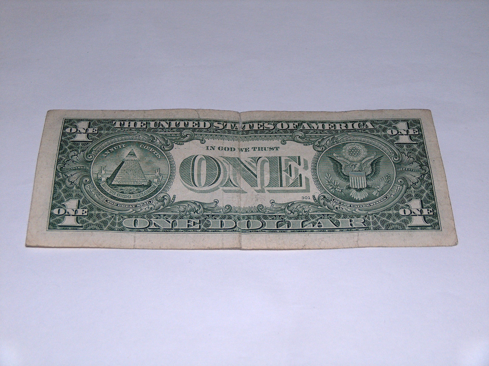 2009 $1 Dollar Bill US Bank Note Year Date Birthday 1950 9985 Fancy Money Serial image 2