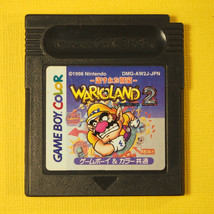 Wario Land 2 (Nintendo Game Boy Color GBC, 1998) Japan Import Warioland - $9.79