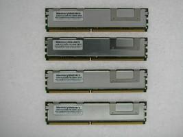 NOT FOR PC! NEW! 16GB 4x4GB MEMORY PC2-5300 ECC FB-DIMM Supermicro SUPER X7DVL-L