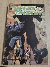 Queen & Country #8 VF 2002 Oni Press Comic Greg Rucka  - $6.29