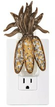Bath & Body Works Sparkle Gold Silver Fall Corn Maize Wallflower Outlet ... - $8.73