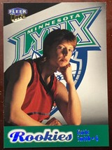 1999 Fleer Ultra #117 Katie Smith RC ROOKIE Card WNBA RARE SSP Minnesota... - $60.39