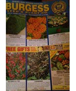 Burgess Seed and Plant Company Catalog NEW 2020 EDITION Beautiful Color ... - $6.92