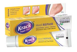 Krack Cream Foot Care   8 X 25g   Herbal   Free Shipping  - $47.52