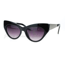 Retro Designer Fashion Sunglasses Women's Super Cateye Shades - $9.95