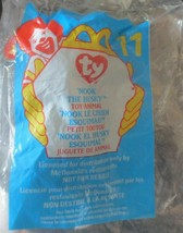 Mcdonald's Ty Teenie Beanie Nook the Husky 1999 #11 NEW - $4.45