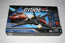 G.I. Joe - Silent Strike - 50th Anniversary 2015 W 4 FIGURES NEW SEALED HTF - $274.60