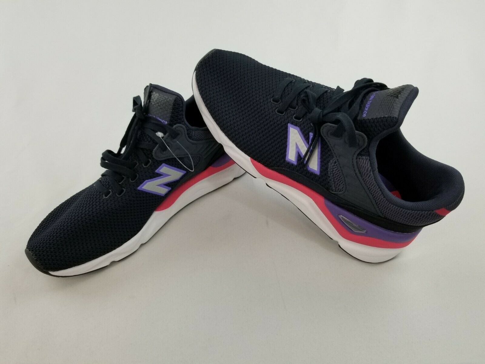 Neu New Balance Herren Schuhe Sneakers X-90 Laufen MSX90CRC Grau 7.5 D Msrp
