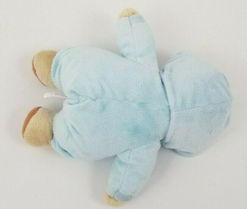 Ty Pluffies Baby Bear Blue Boy Plush Stuffed Toy 2016 image 4
