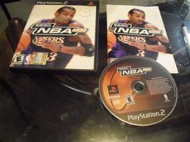 NBA 2K2 (Playstation 2, 2002) Sega Sports - $5.93