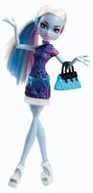 Monster High Scaris City of Fright Abbey Bominable Doll Daughter of Yeti - $22.95