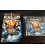 DISK 2 ONLY - Command & Conquer: Generals -- Zero Hour (PC, 2003) - $4.95
