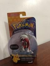 Pokemon LYCANROC (MIDNIGHT FORM)  ARTICULATION FIGURE TOMY - $11.83