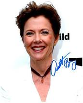 ANNETTE BENING  Authentic Original 8x10 SIGNED AUTOGRAPHED PHOTO w/ COA 616 - $45.00