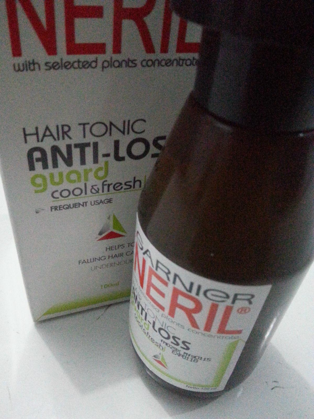 Garnier Neril Hair Tonic Anti Loss Guard And 50 Similar Items 200 Ml Cool Fresh Contains 100ml