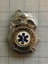 Yuma County Arizona Rural Metro Ambulance Badge E. M. S. - $165.00