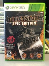 Bulletstorm Epic Edition (Xbox 360, 2011), Tested, FREE SHIPPING, USA Se... - $6.91