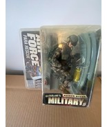 McFarlane Toys Military Air Force Para Rescue Action Figure Never Opened - $94.05