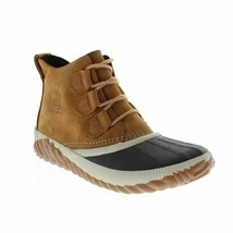New Women's Sorel Out N About Plus Boot ELK 1809121-286 Size 11 - $109.99