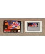 Aladdin Disney Nintendo Super NES SNES Video Game, Complete in Box, PAL ... - $29.95