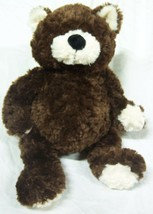"GANZ VERY SOFT BIG BROWN JACKSON BEAR 18"" Plush STUFFED ANIMAL Toy - $24.74"