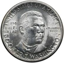 1946 Booker T. Washington Silver Commemorative Half Dollar Lot# A 422