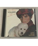 Songbird CD Barbra Streisand, Tomorrow, A Man I Loved, Stay Away, Love B... - $9.85